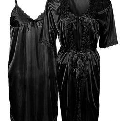 Seasons Nightwear for Women - Black