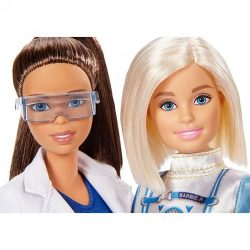 Barbie Astronaut Space Scientist Dolls A