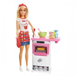 Barbie Baking Playset A