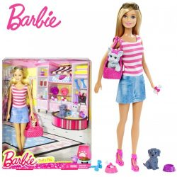 Barbie Doll Pets A