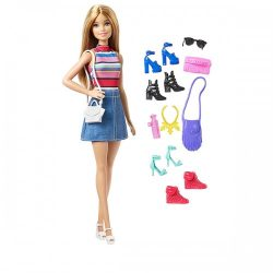 Barbie Doll or Shoe Blonde A