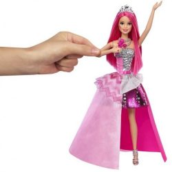 Barbie Rock N Royals Doll A