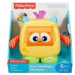 Fisher Price Fun Feelings Monster A