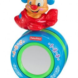 Fisher Price Laugh Learn Puppy Crawl Along Ball