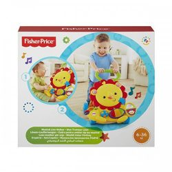 Fisher Price Musical Lion Walker A