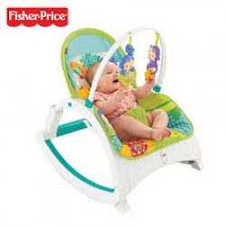 Fisher Price Newborn to Toddler Rocker A