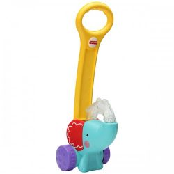 Fisher Price Rainforest Friends Pop n Push Elephant A