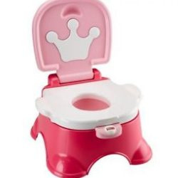 Fisher Price Royal or Princess Potty A