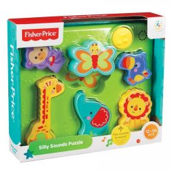 Fisher Price Silly Sounds Puzzle A