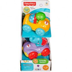 Fisher Price Silly Speedsters Friendly Racers A