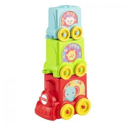 Fisher Price Stack Roll Choo A