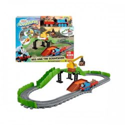 Fisher Price Thomas Friends Adventures Reg at the Scrapyard A