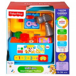 Fisher price Laugh Learn Smart Stages Toolbox A