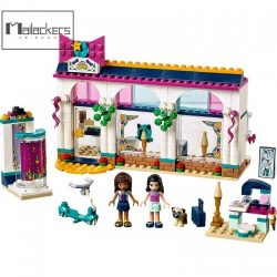 LEPIN Legoing Friends Figure Blocks Andreas Accessories Store