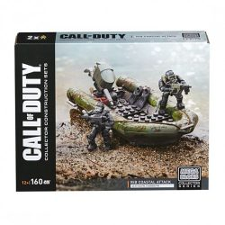 Mega Bloks Call of Duty RIB Coastal A