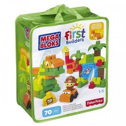 Mega Bloks First Builders Build a Dinosaur A