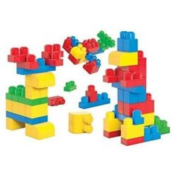 Mega Bloks First Builders Lots of Blocks 40 piece A
