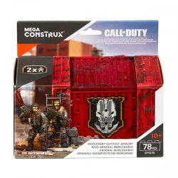 Mega Construx Call of Duty Building Set Urban Outpost Armory A