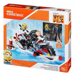 Mega Construx Grus Water Motorbike A