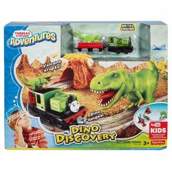 Thomas Friends Adventures Dino Discovery Playset A