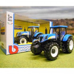 Bburago 1 32 Holland Tractor Diecast Metal Model A