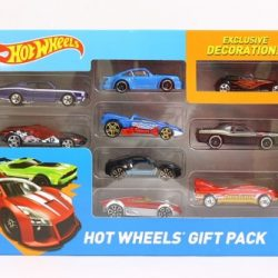 Hot Wheels 9 Car Gift Pack A
