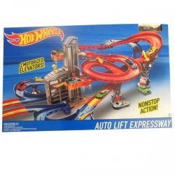 Hot Wheels Auto Lift Expressway Playset A