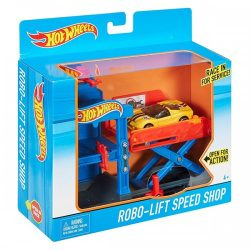 Hot Wheels Car Crusher Track Set A