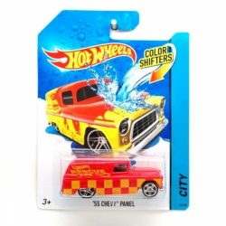 Hot Wheels Color Shifters Chevy Panel