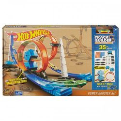 Hot Wheels Double Booster Power Train A