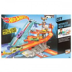 Hot Wheels Motorised Service Track set A