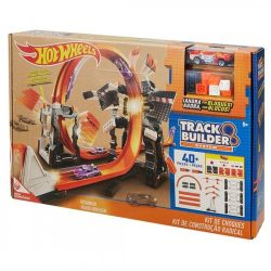 Hot Wheels Track Builder Construction Crash Kit A