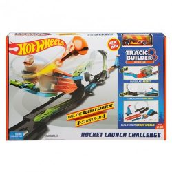 Hot Wheels Track Builder Rocket Launch Challenge Playset A