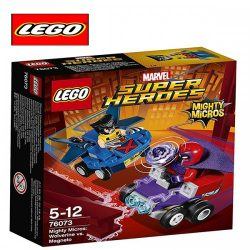 LEGO Super Heroes Wolverine Vs Magneto