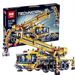 LEPIN Crane Building Blocks