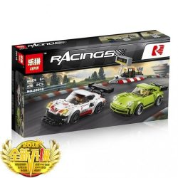 Lepin Speed Rally Champions Super Racing Car Building Blocks