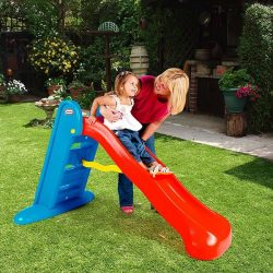 Little Tikes Easy Store Large Slide Sunshine A