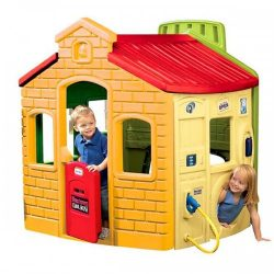 Little Tikes Evergreen Town Playhouse A