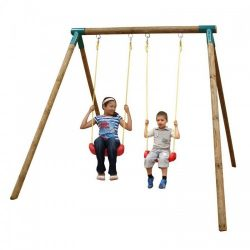 Little Tikes Roma Double Swing Set A