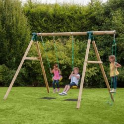 Little Tikes Stockholm Wood Swing Set A