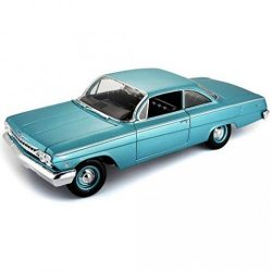 Maisto 1 18 Scale 1962 Chevy Bel Air Diecast Vehicle Colors May Vary