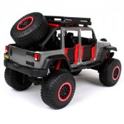 Maisto 1 24 jeep wrangler unlimited diecast model car A
