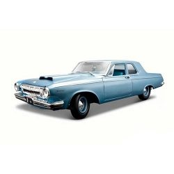 Maisto 1963 Dodge 330 1 18 Scale Diecast Model