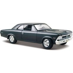 Maisto 1966 Chevy Chevelle SS396 1 24 Scale Diecast Model