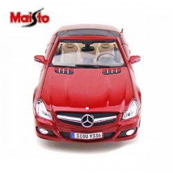Maisto 2009 Mercedes Benz SL 550 1 18Scale A