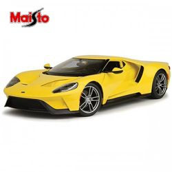 Maisto 2017 Ford GT Sports Model Car 1 18 Scale A