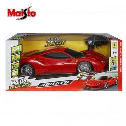 Maisto Big Ferrari 2.4 Ghz Rc Car 16 Scale
