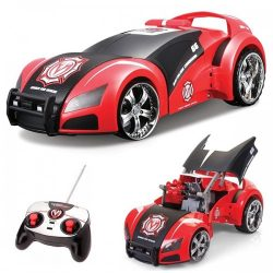 Maisto Car Remote Control Street Troopers Transformers Maisto Project 66 A