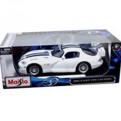 Maisto Dodge Viper GT2 1 18 Scale A