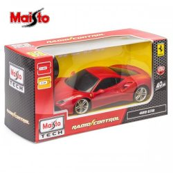Maisto Ferrari 488 GTB Rc Car 1 24 Scale A